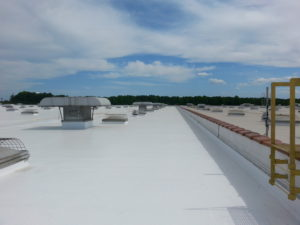 Commercial Roofing Installation And Repair Service